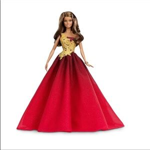 Barbie 2016 Holiday Teresa Doll Collectible